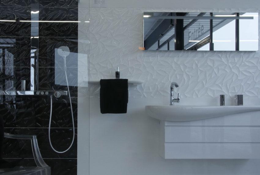 Richardson carrelage meilleures images d 39 inspiration for Mobilier salle de bains